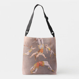 TOP Acrobat in the  House Crossbody Bag