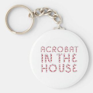 TOP Acrobat in the House Keychain