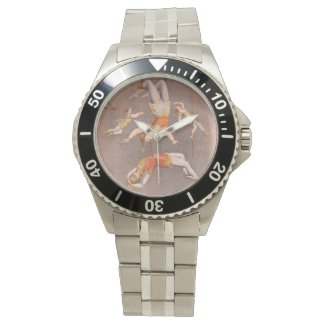 TOP Acrobat in the House Wristwatches