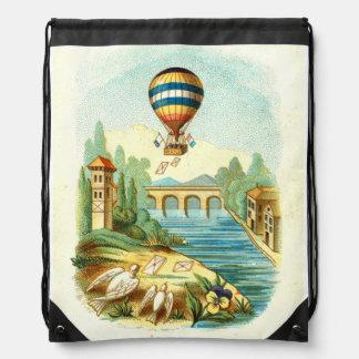TOP Air Trip Drawstring Bag