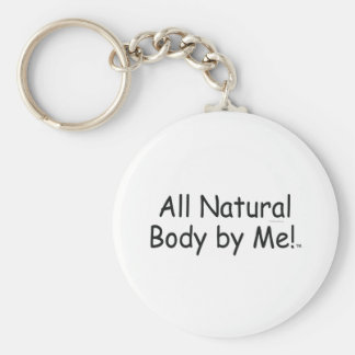 TOP All Natural Body Keychain