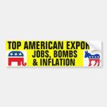 Top American Exports Bumper Stickers
