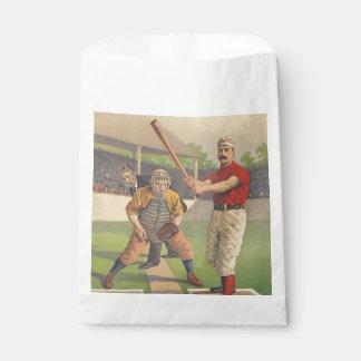 TOP America's Pastime Favor Bag