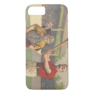 TOP America's Pastime iPhone 7 Case