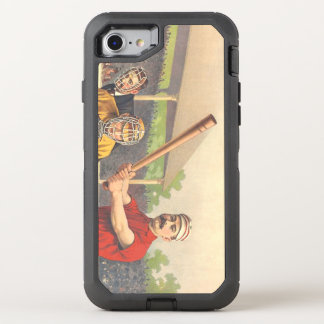 TOP America's Pastime OtterBox Defender iPhone 7 Case