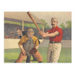 TOP America's Pastime Postcard