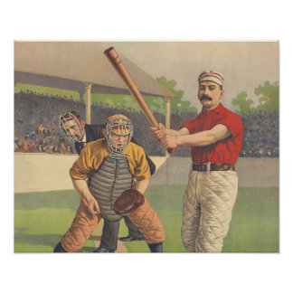 TOP America's Pastime Poster