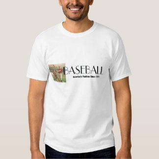 TOP America's Pastime T-shirt