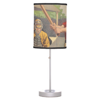 TOP America's Pastime Table Lamp