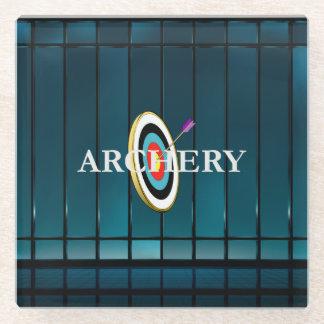 TOP Archery Glass Coaster