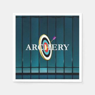 TOP Archery Paper Napkin