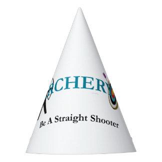 TOP Archery Party Hat
