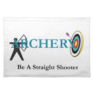 TOP Archery Placemat