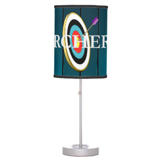 TOP Archery Table Lamp