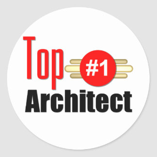 Top Architect Stickers