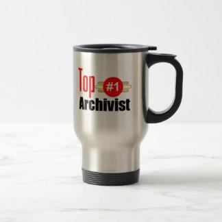 Top Archivist Travel Mug