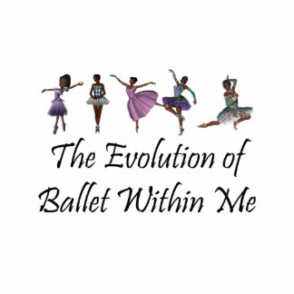 TOP Ballet Within Me Statuette