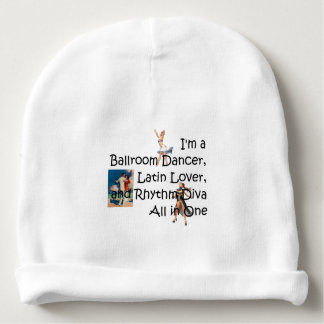 TOP Ballroom All in One Baby Beanie