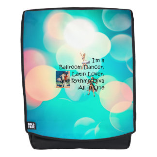 TOP Ballroom All in One Backpack