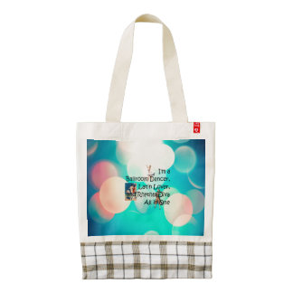 TOP Ballroom All in One Zazzle HEART Tote Bag