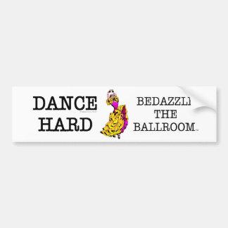 TOP Ballroom Dazzle Bumper Sticker