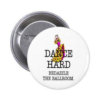 TOP Ballroom Dazzle Button