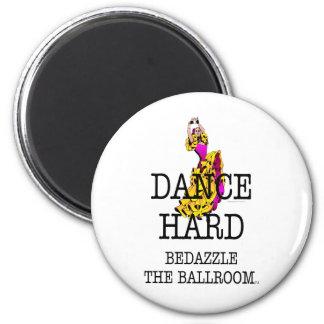 TOP Ballroom Dazzle Refrigerator Magnets