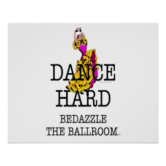 TOP Ballroom Dazzle Poster