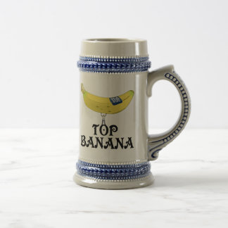 Top Banana - Customized Beer Stein