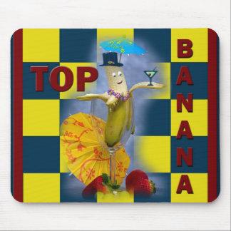 Top Banana Mousepad