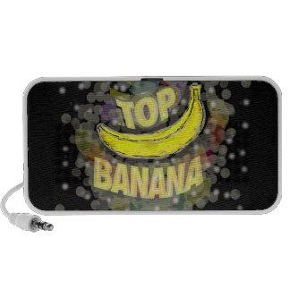 Top banana. notebook speakers