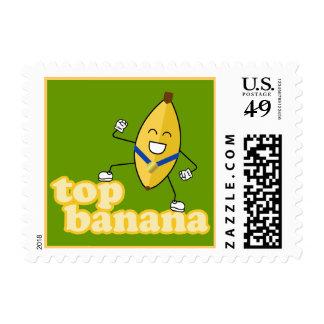 Top Banana Postage