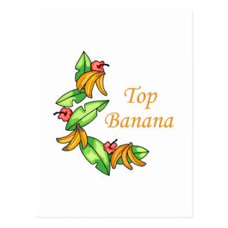 Top Banana Post Card