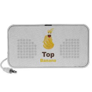 Top Banana Mp3 Speakers