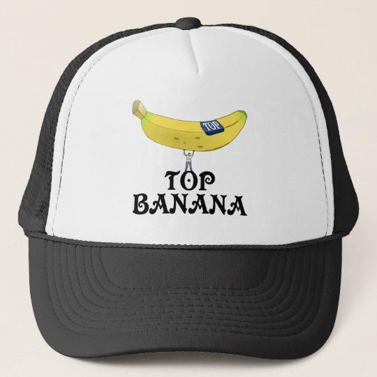 Top Banana Trucker Hat