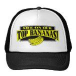 Top Bananas Mesh Hats