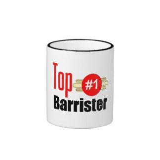 Top Barrister Coffee Mug