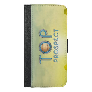 TOP Baseball Prospect iPhone 6/6s Plus Wallet Case