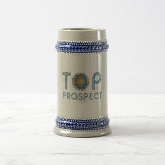 TOP Baseball Prospect 18 Oz Beer Stein