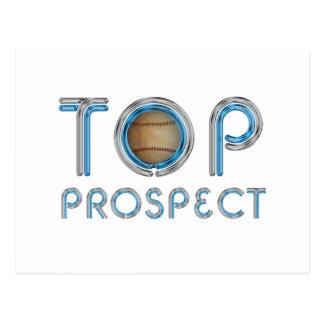 TOP Baseball Prospect Postcard
