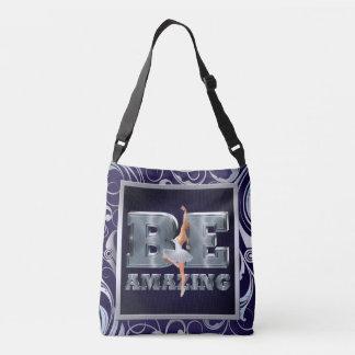 TOP Be Amazing Ballet Crossbody Bag