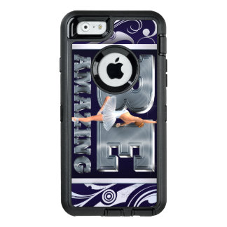 TOP Be Amazing Ballet OtterBox Defender iPhone Case