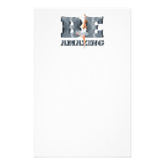 TOP Be Amazing Ballet Stationery