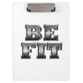 TOP Be Fit Clipboard