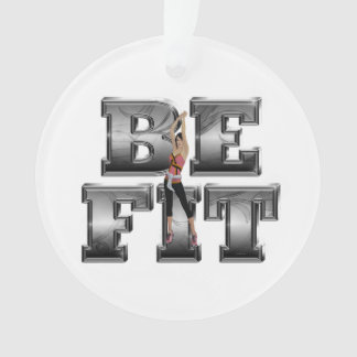 TOP Be Fit Ornament