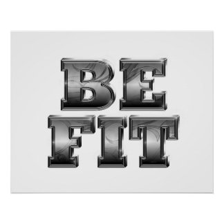 TOP Be Fit Poster