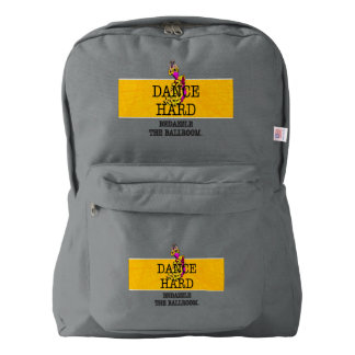 TOP Bedazzle the Ballroom American Apparel™ Backpack