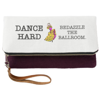TOP Bedazzle the Ballroom Clutch