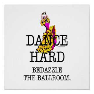TOP Bedazzle the Ballroom Poster