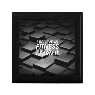 TOP Believe in Fitness Gift Box